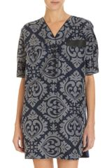 Marc Jacobs Shirt Dress - Lyst