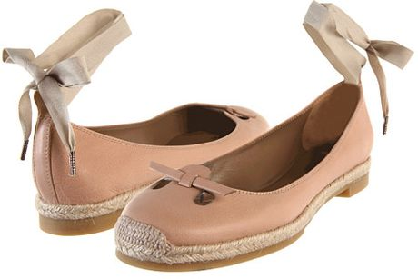 Marc Jacobs Flats in Pink (t) - Lyst
