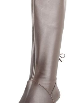 Naturalizer Womens Dinka Wide Shaft Boot - Lyst