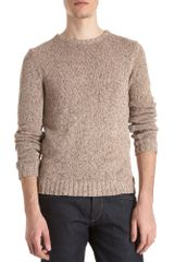 Rag & Bone Dorset Army Sweater - Lyst