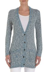 Rag & Bone V-neck Cardigan - Lyst