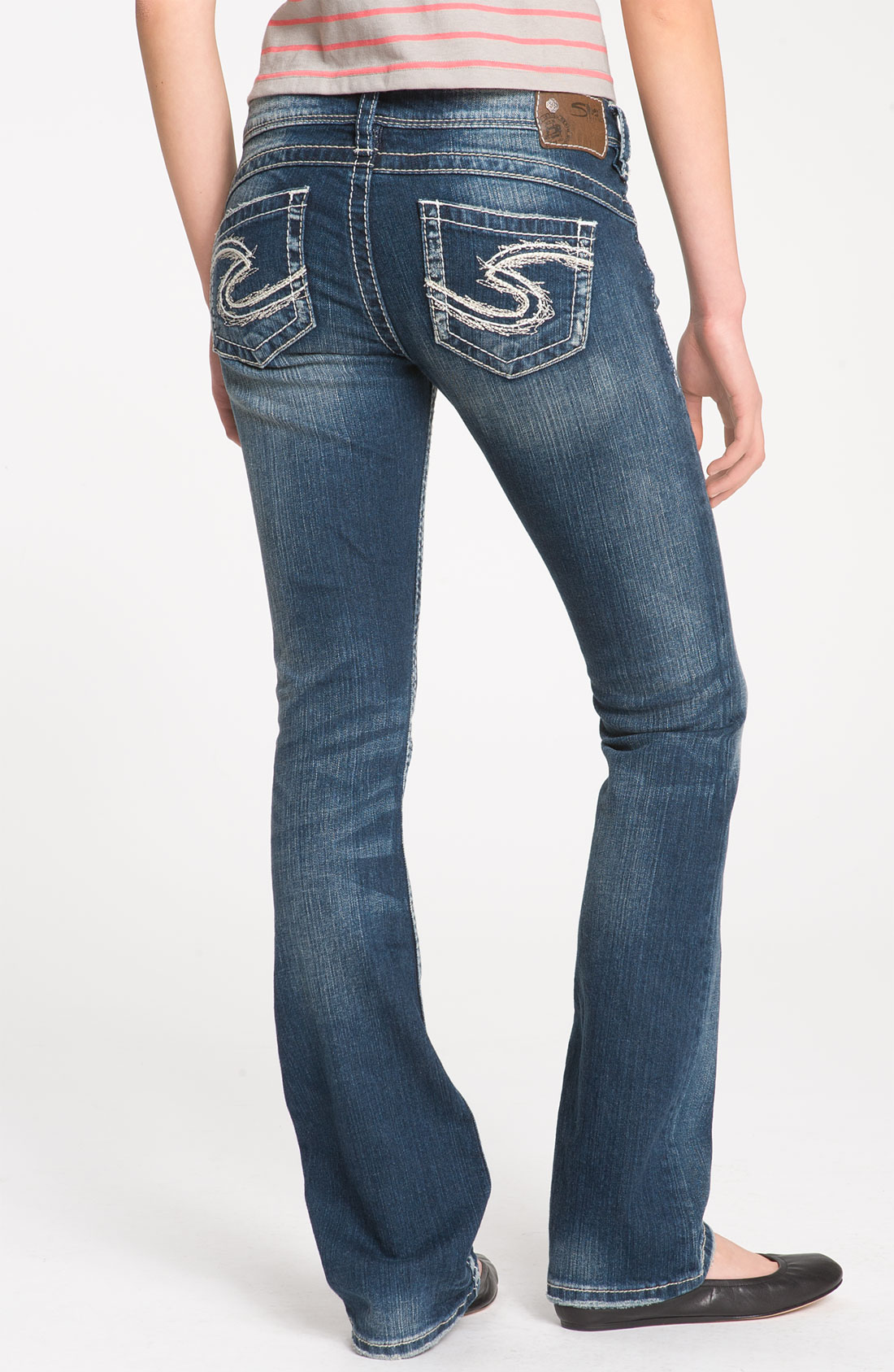 Silver Jeans Tuesday Bootcut Ye Jean