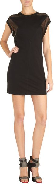 T By Alexander Wang Muscle Tee Dress - Lyst