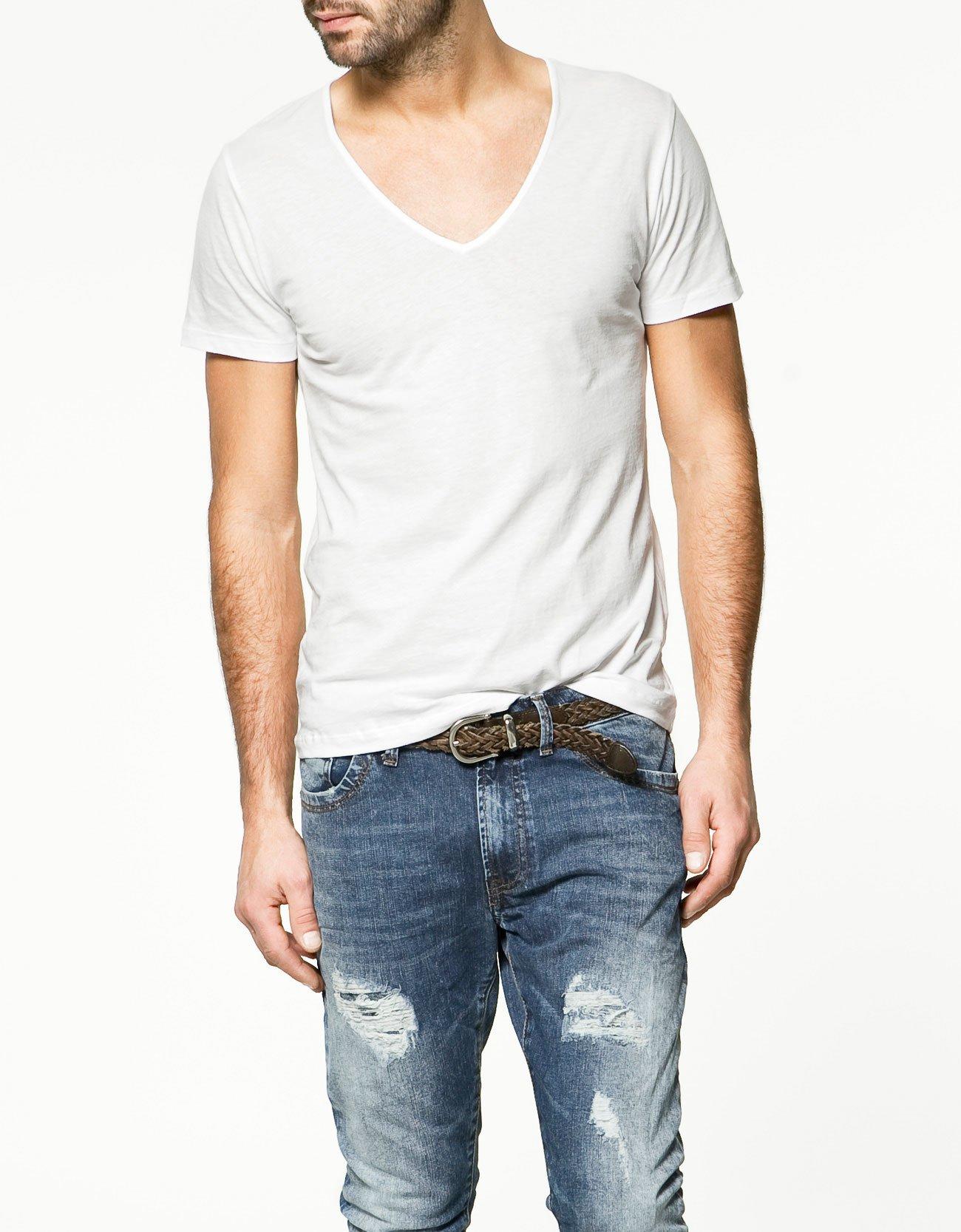 Zara t shirts mens