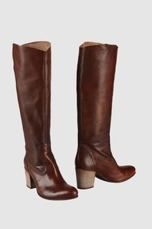 Francesco Morichetti Highheeled Boots - Lyst
