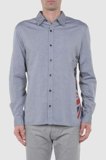 John Galliano Long Sleeve Shirts - Lyst