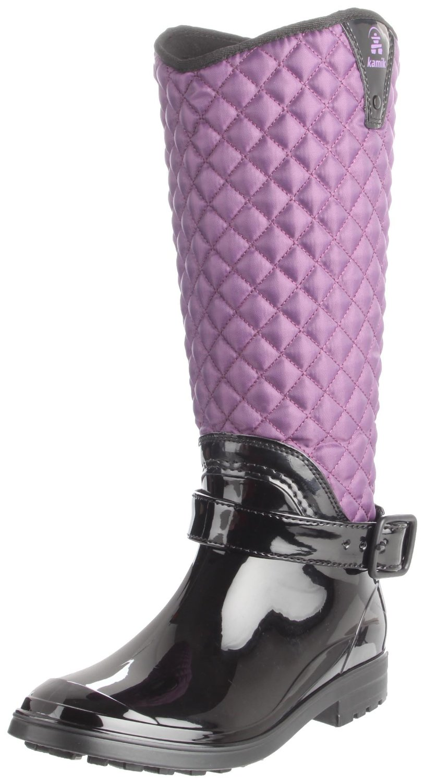 Innovative Kamik Kamik Ellie Women Brown Rain Boot Boots