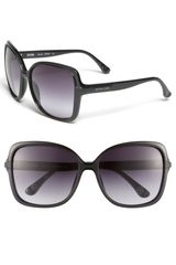 Michael by Michael Kors Redonda Square Sunglasses - Lyst
