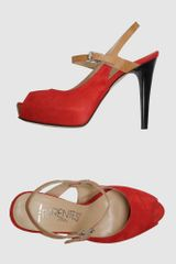 Parentesi Platform Sandals - Lyst