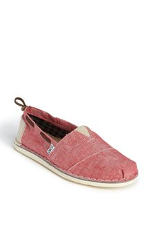 Toms Bimini Stitchout Chambray Slip-on - Lyst