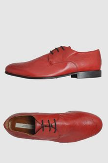 Mauro Grifoni Laced Shoes - Lyst