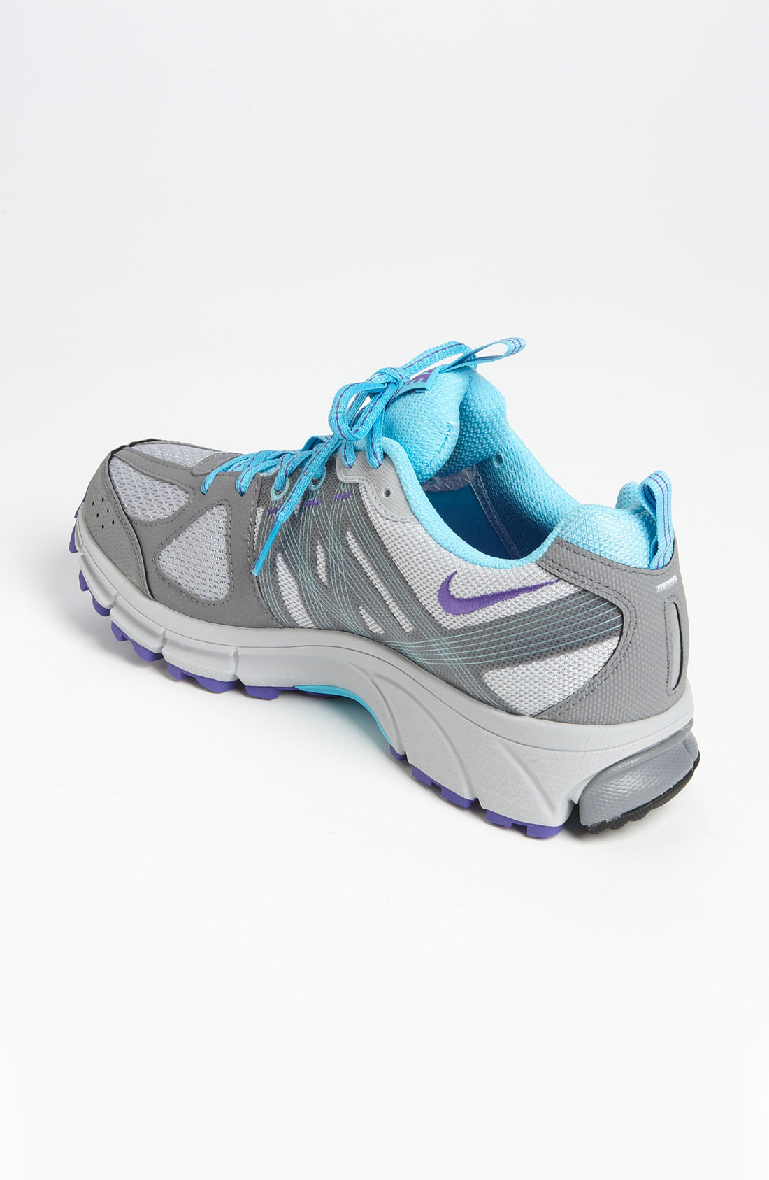 d012e7b845d4 Nike Air Pegasus+ 28 Trail - Womens Trail Shoes - Grey Yellow