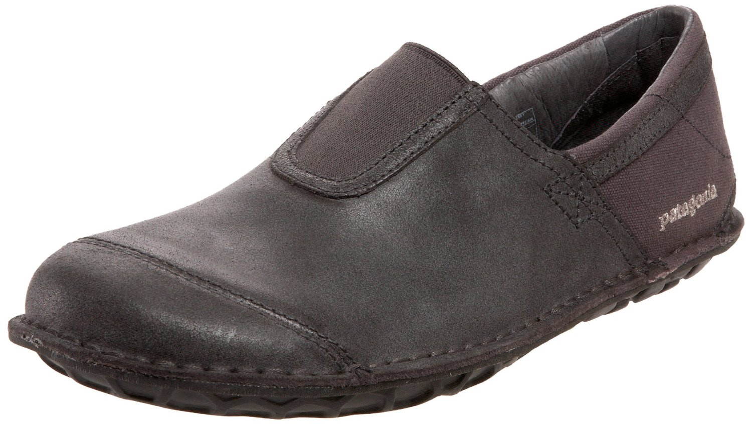 patagonia mens manawa slip on shoe in gray for