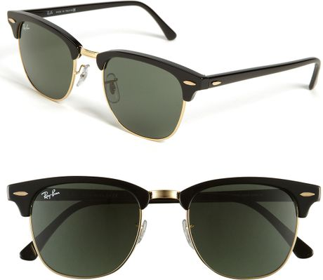 ray ban oversized clubmaster qp8t  men in black sunglasses ray ban clubmaster oversized sunglasses