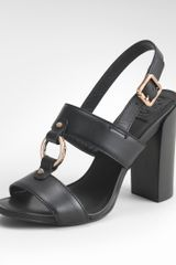 Tory Burch Fletcher High Heel Sandal