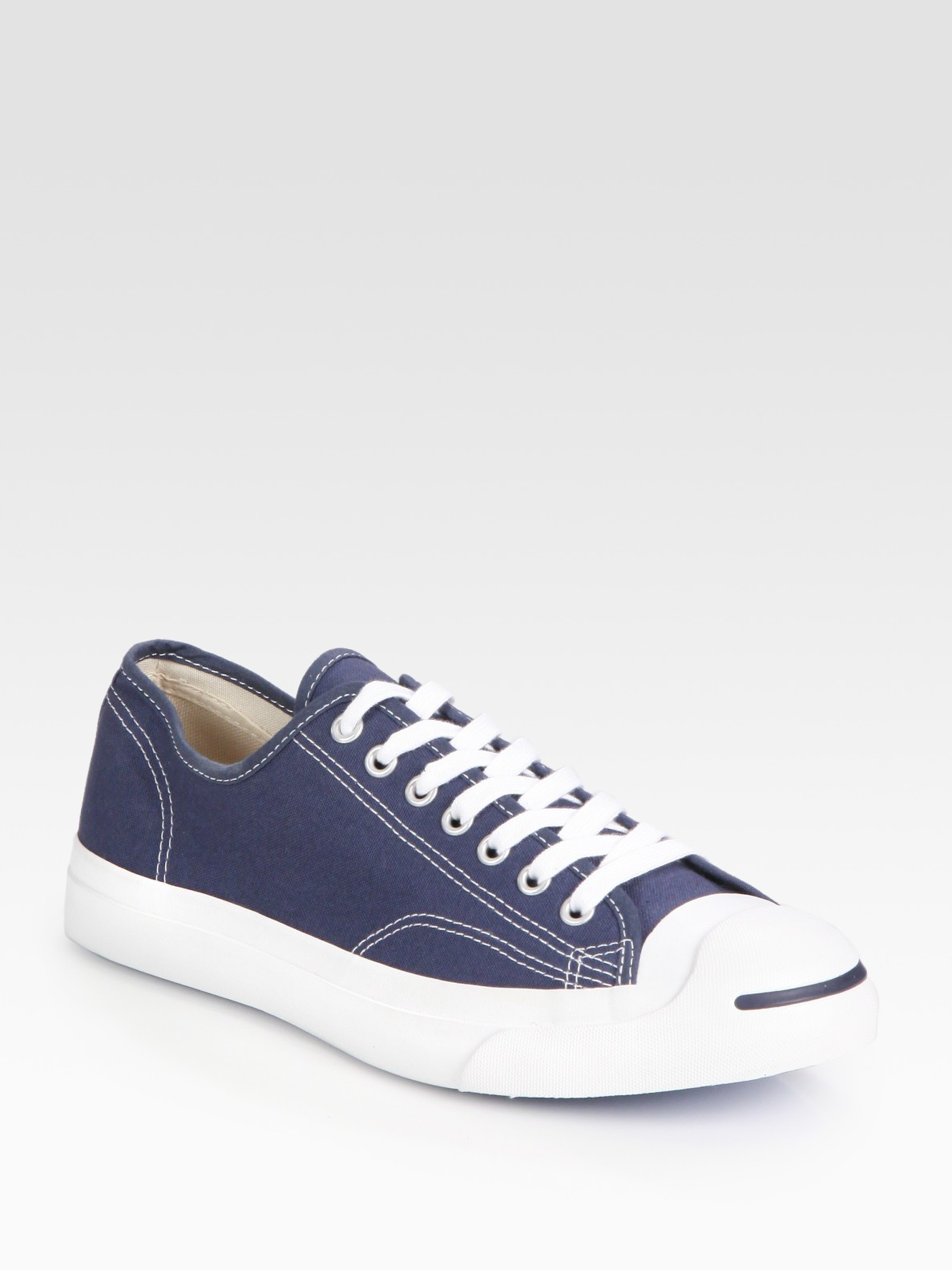 Navy Blue Jack Purcell Shoes