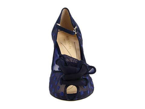 c504f2f031dc Lyst - Kate Spade Didi Mary Jane Pump in Blue