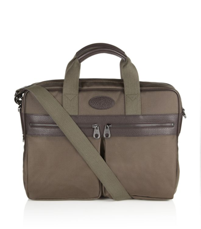 Mulberry Henry Laptop Case in Natural for Men - Lyst b1a98ce93d124