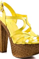 Jessica Simpson Cizal - Lemon Chill - Lyst