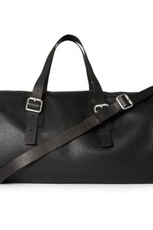 Marc By Marc Jacobs Full Grain Leather Holdall Bag - Lyst