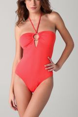 Milly Antigua Maillot - Lyst