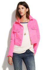 Textile Elizabeth And James Textile Elizabeth & James® Sid Denim Jacket