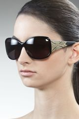 Givenchy Embossed-temple Sunglasses - Lyst