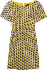 Rag & Bone Dalmeny Printed Silk Dress - Lyst