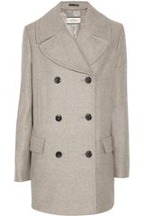 By Malene Birger Massia Wool-blend Coat - Lyst