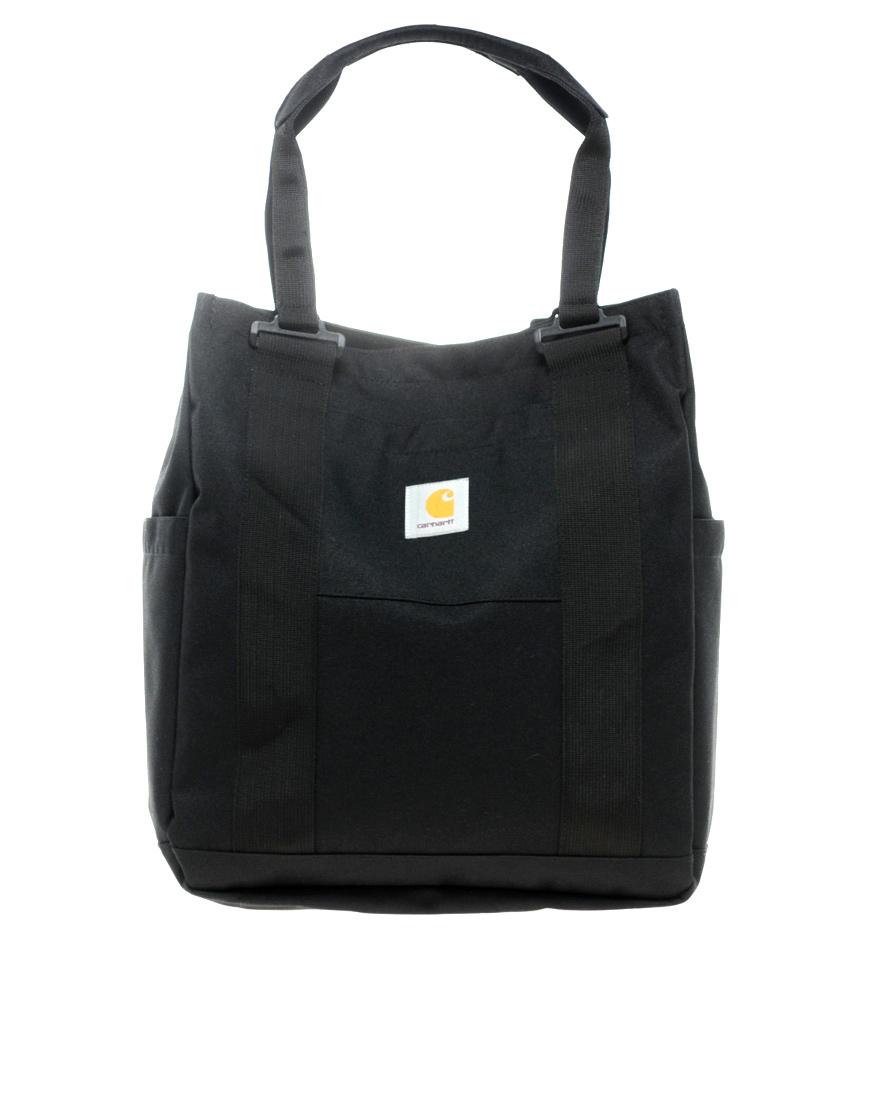 Carhartt Town Bag in Black for Men | Lyst