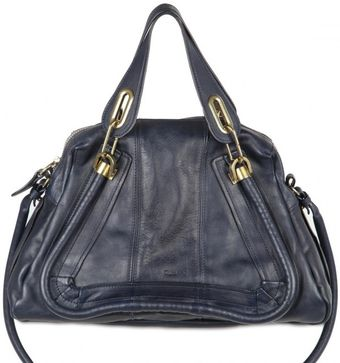 Chloé Paraty Medium Top Handle - Lyst