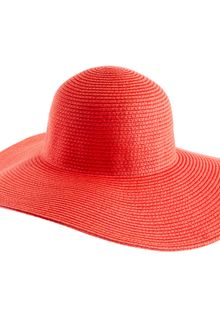 J.Crew Summer Straw Hat