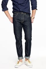 J.Crew Lee® For J.crew 101 Slim Rider Jean in Rinse Wash - Lyst