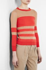Marc By Marc Jacobs Chinati Stripe Sweater - Lyst