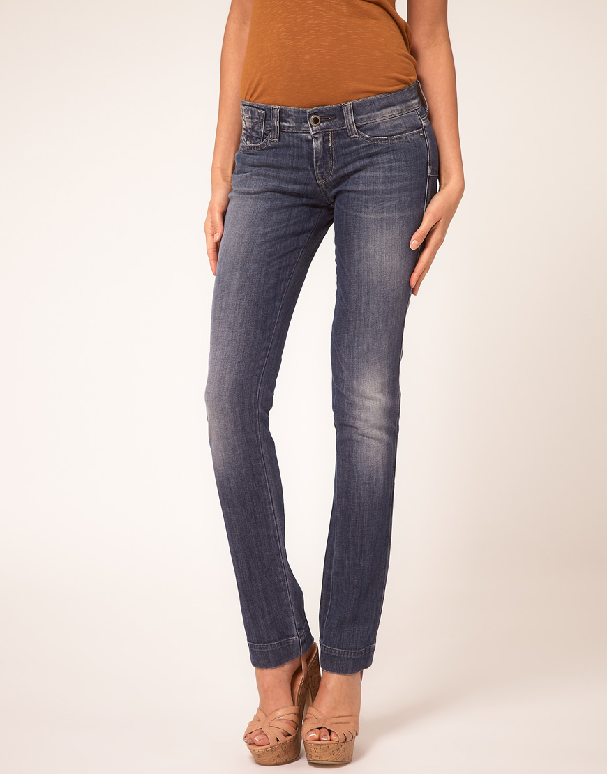 Miss Sixty Magic Bum Lifting Jeans In Blue Lyst