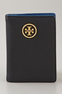 Tory Burch Robinson Transit Pass Holder - Lyst