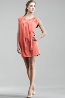 Robert Rodriguez Two-tone Tunic Dress - Lyst