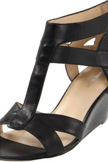 Nine West Nine West Womens Pipinhot Wedge Sandal - Lyst