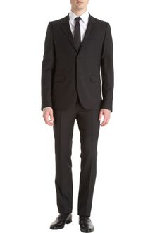 Givenchy Solid Two-piece Suit - Lyst