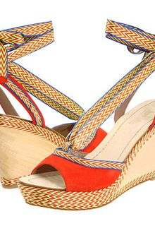 Belle By Sigerson Morrison Wedge sandals - Lyst