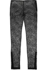 Stella McCartney Alegria Lace Pants