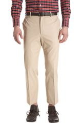 Thom Browne Twill Trouser - Lyst