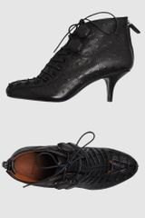 Givenchy Laced Shoes - Lyst