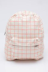 Dusen Dusen Backpack in Grid - Lyst