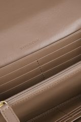 Givenchy Fold Over Wallet in Brown - Lyst