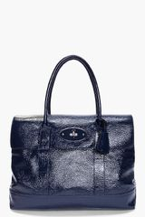 Mulberry Nightshade Holiday Baywater Tote - Lyst