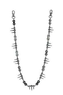 Topman Spike Wallet Chain - Lyst