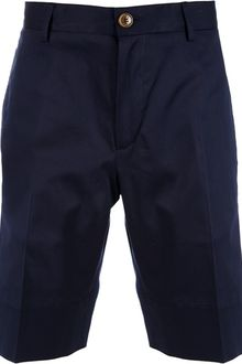 Vivienne Westwood Slim Fit Tailored Shorts - Lyst