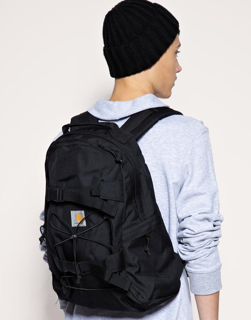 Carhartt Kickflip Backpack in Black for Men