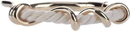 Chloé Rope Snake Bracelet in Animal (snake) - Lyst